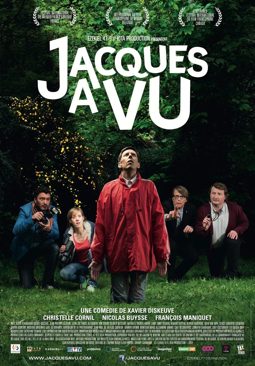 Jacques a vu Affiche