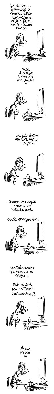 Obion Spirou Charlie Cabu Wolinski Tignous Charb Honoré