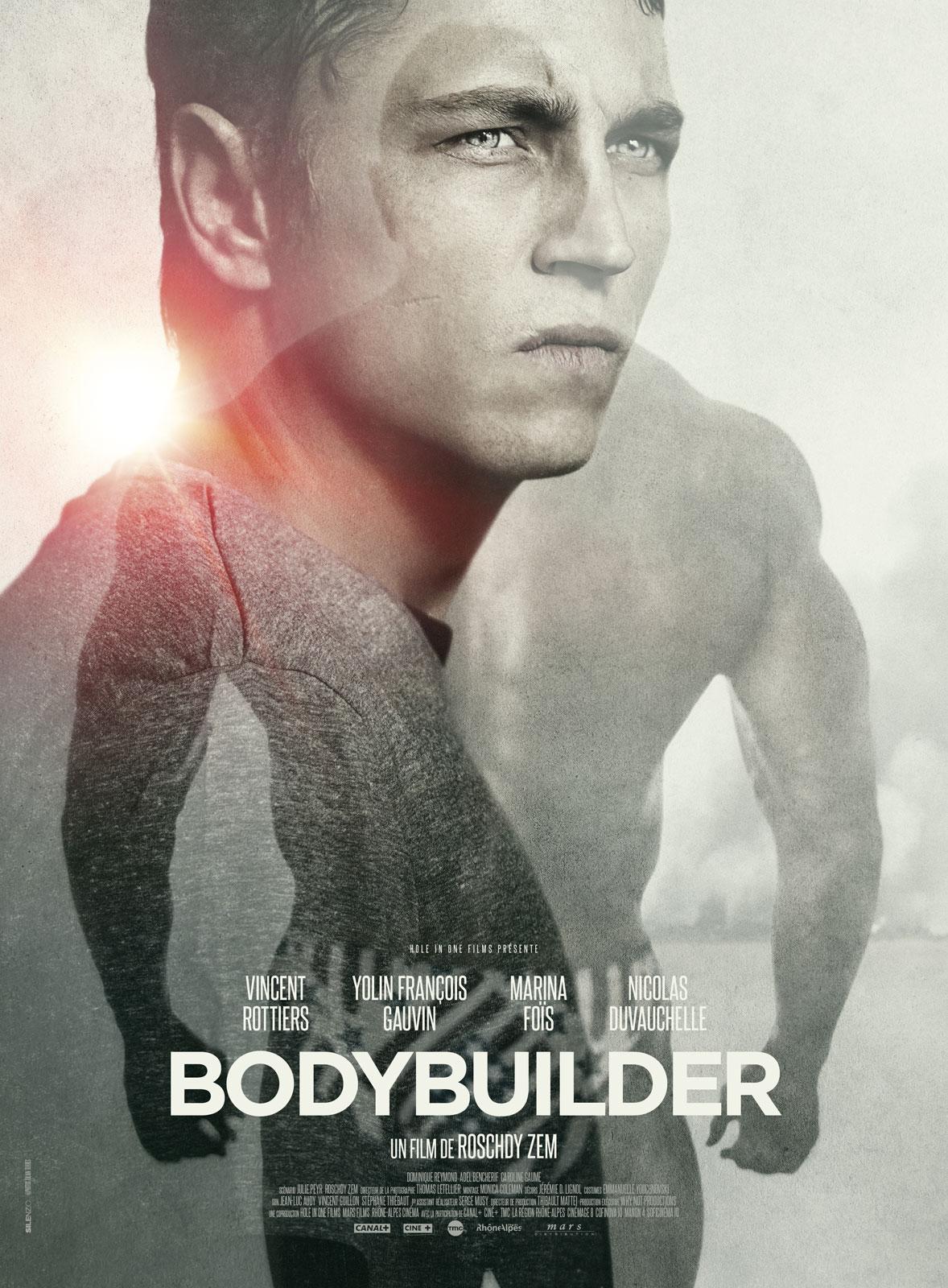 Bodybuilder de Roschdy Zem Affiche