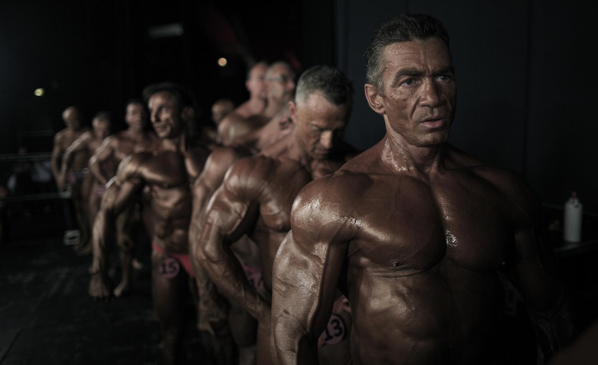 Bodybuilder de Roschdy Zem Yolin François Gauvrin