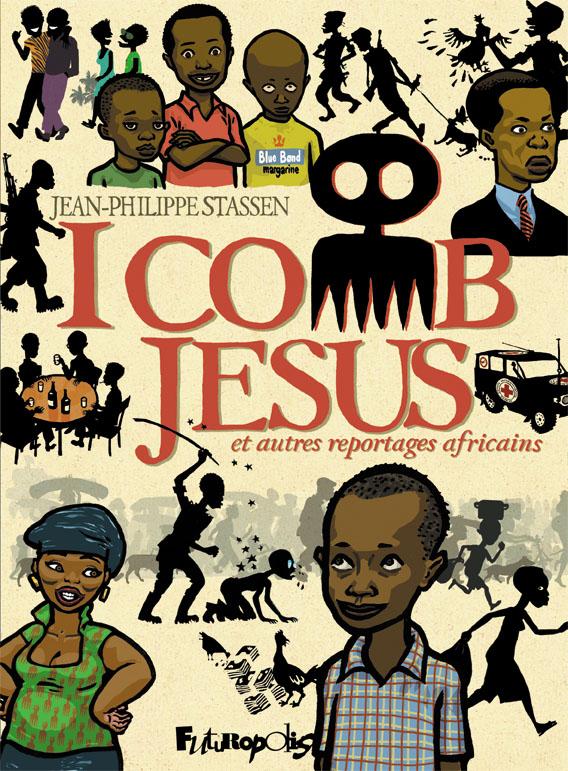Couverture I comb Jesus Stassen