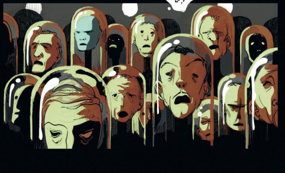 Fantomas Bocquet Rocheleau Masques