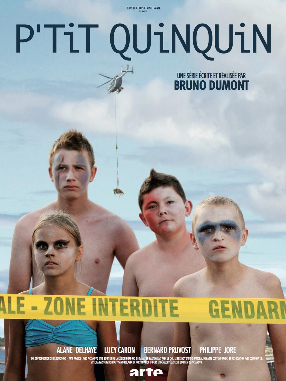 Ptit Quinquin dvd