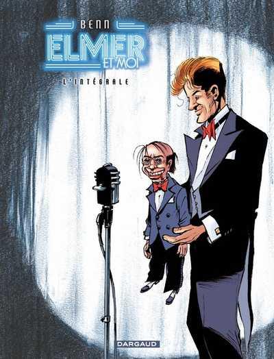 Elmer Et Moi Benn Dargaud