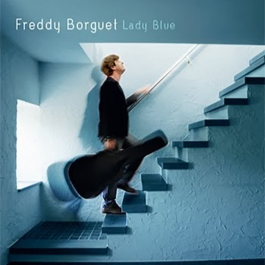Freddy Borguet Lady Blue