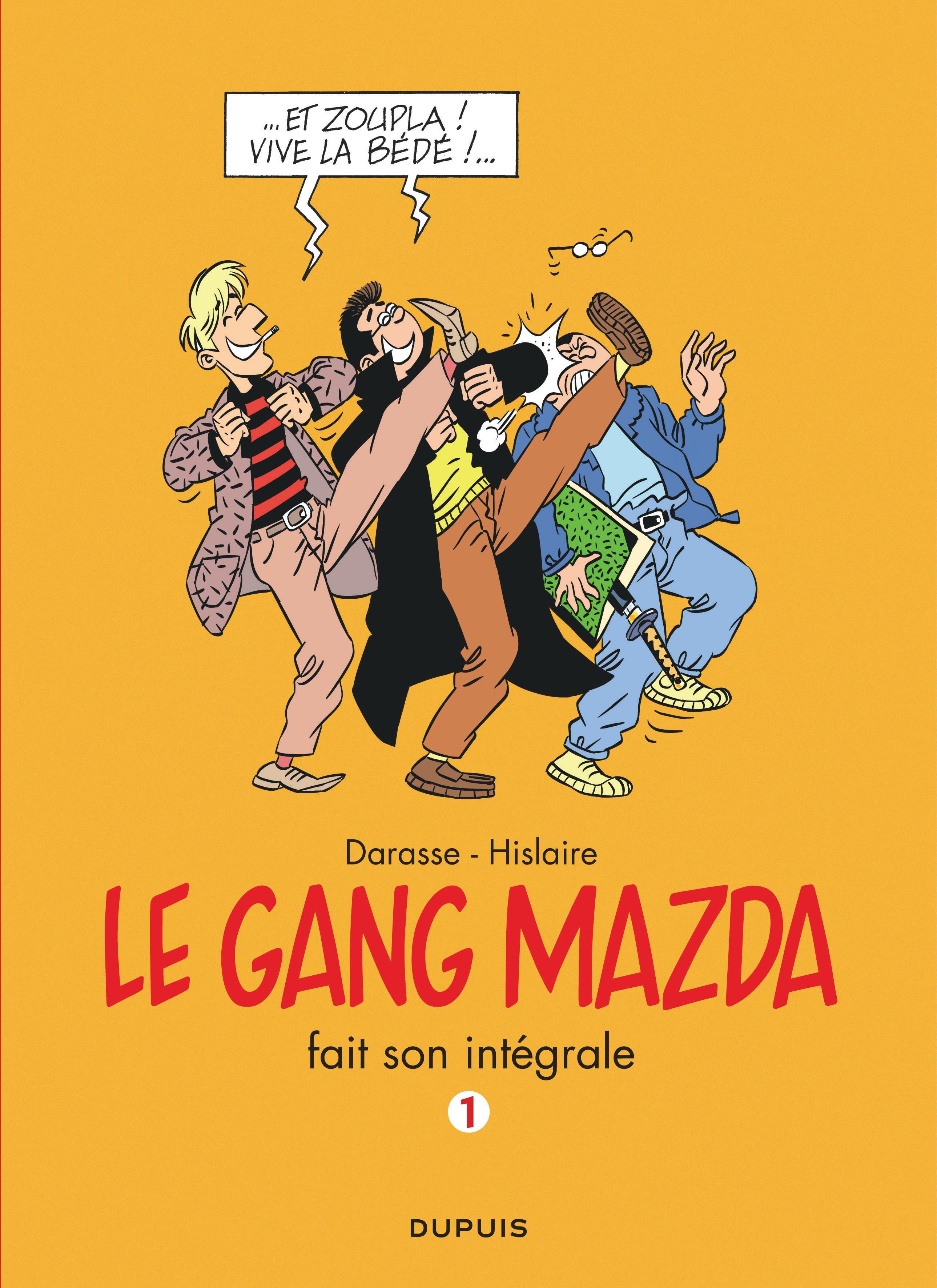 Le Gang Mazda Intégrale