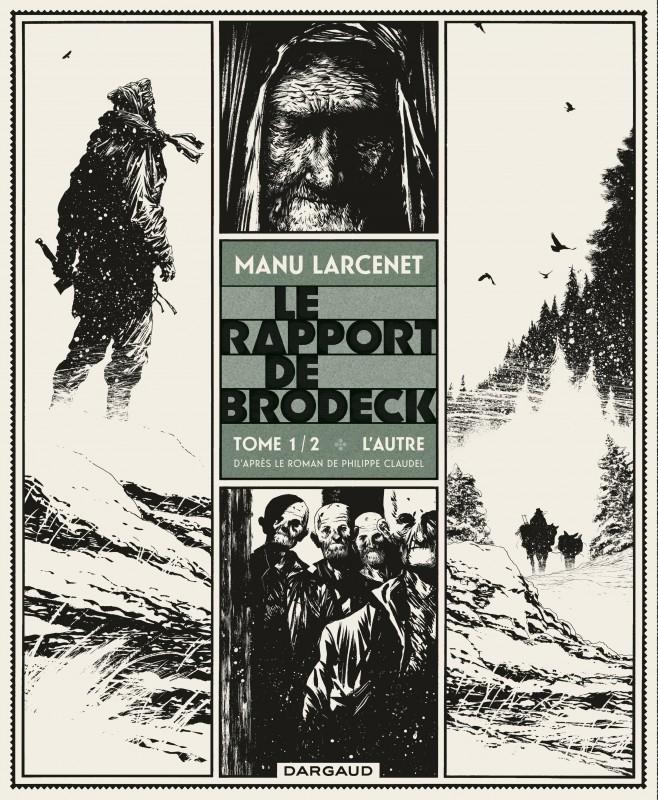 Le Rapport de Brodeck - Tome 1 - L'autre - Manu Larcenet - Dargaud - Couverture