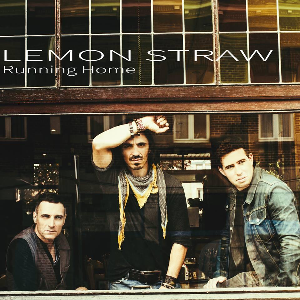 Lemon Straw Running Home cover