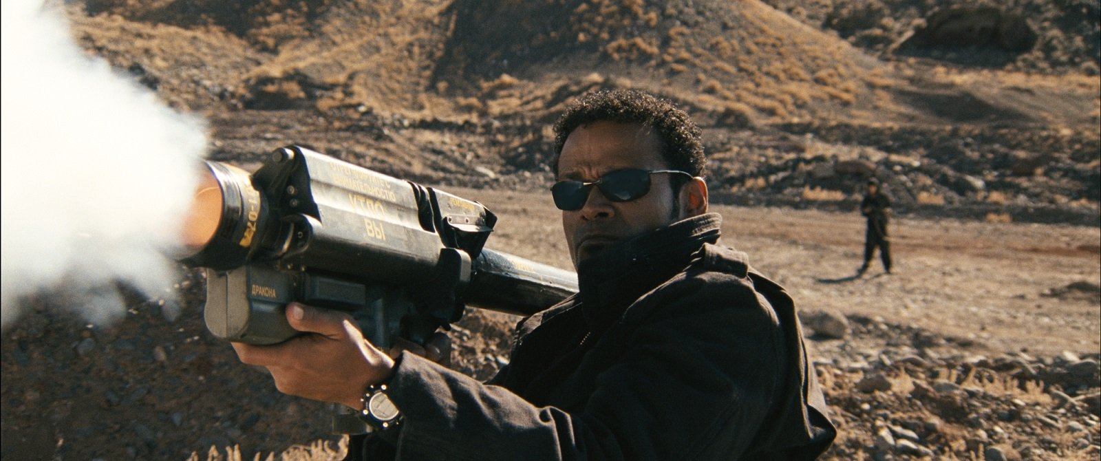 Red Sky Mario Van Peebles SOny