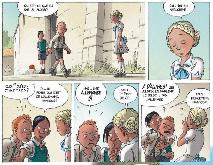 Les enfants de la résistance Ers Dugomier Lisa