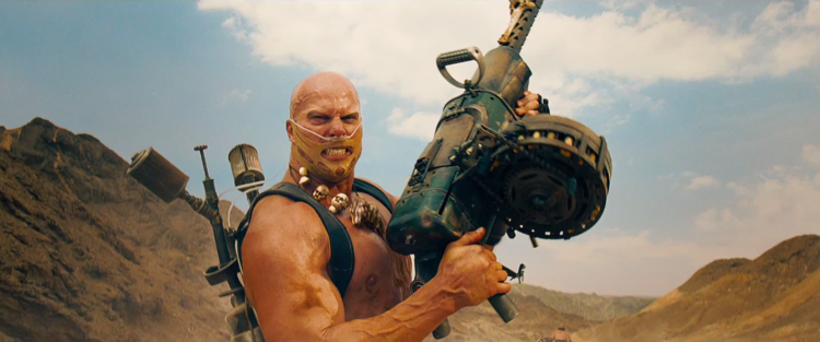 Mad Max Fury Road méchant