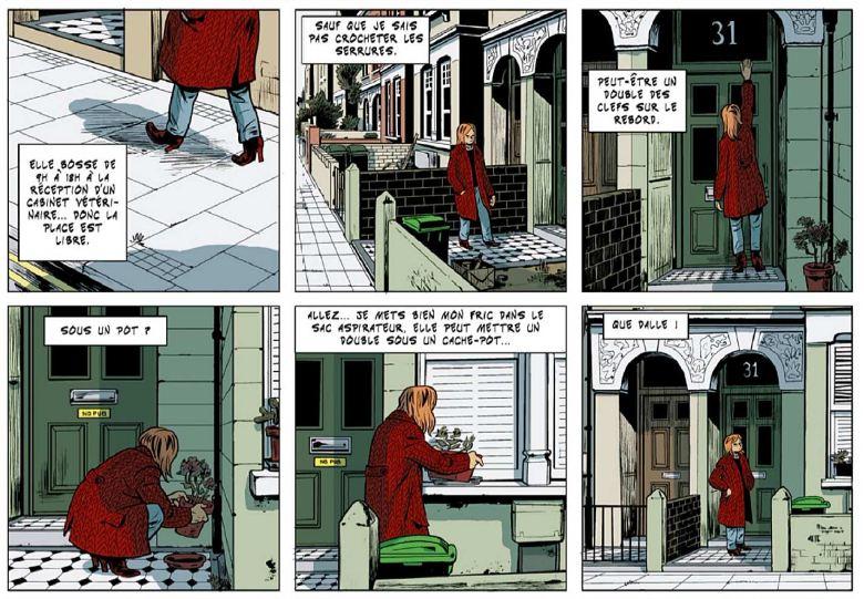 Maggy Garrisson Trondheim Oiry Dupuis crocheter