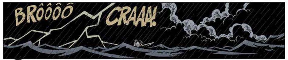 Canardo - 23 - Mort sur le lac - Sokal - Regnault- tempête