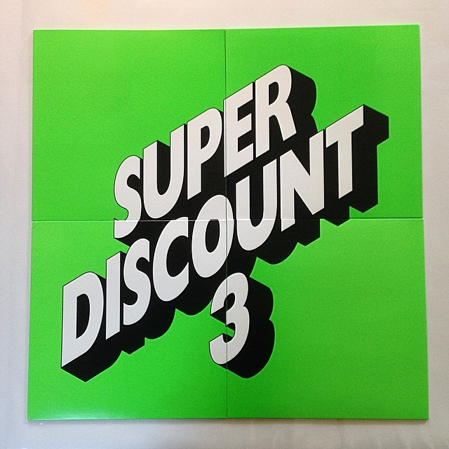 De Crécy Super Discount