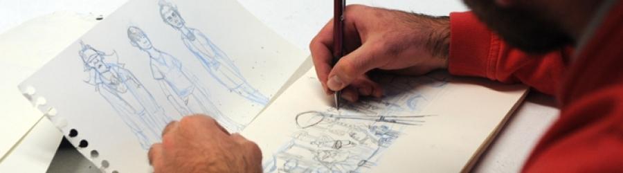 Ecole Pivaut - dessin