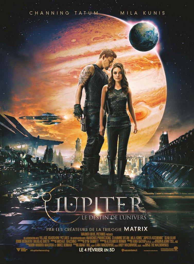 Jupiter Ascending - Le destin de l'univers - Wachowski - Warner