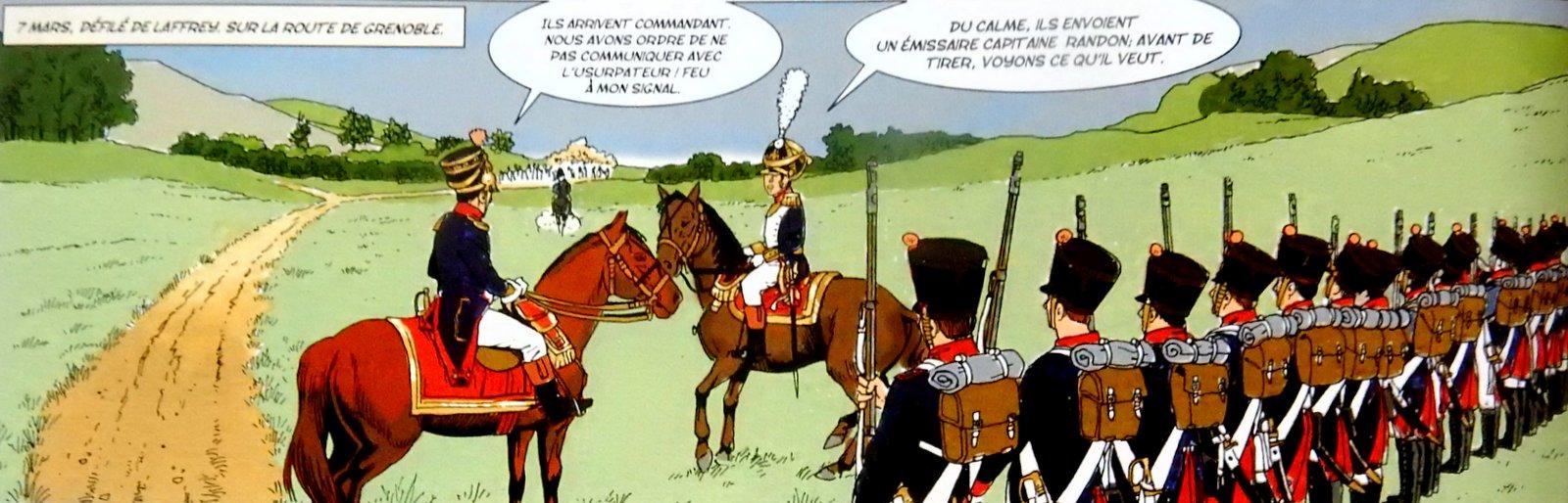 Napoléon Bonaparte - Tome 4 - Pascal Davoz - Jean Torton - Extraits (2)