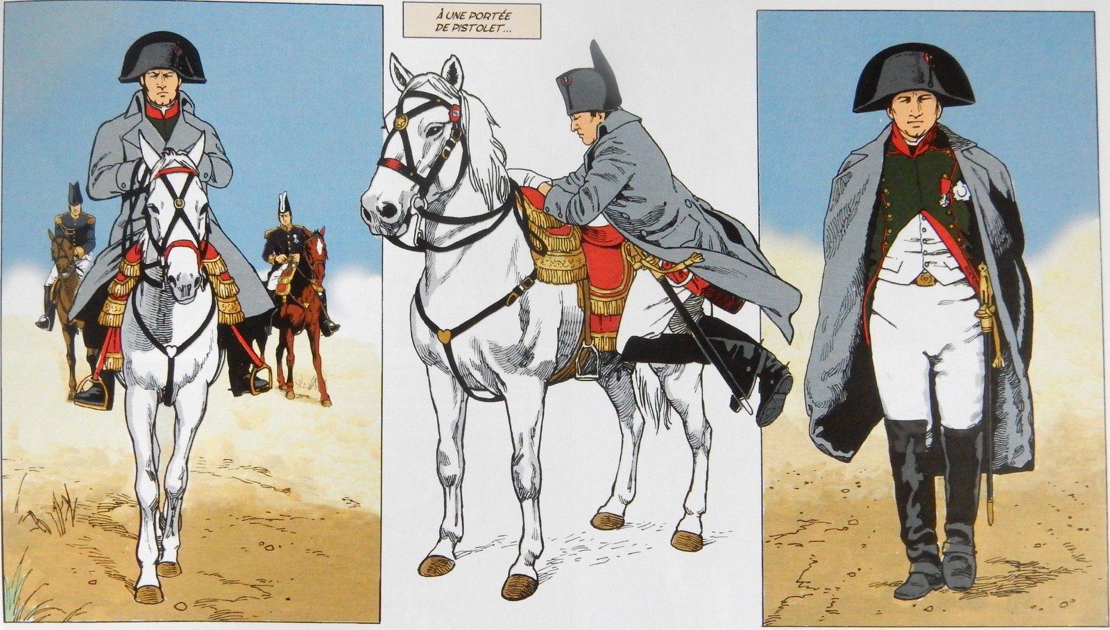 Napoléon Bonaparte - Tome 4 - Pascal Davoz - Jean Torton - Extraits (3)