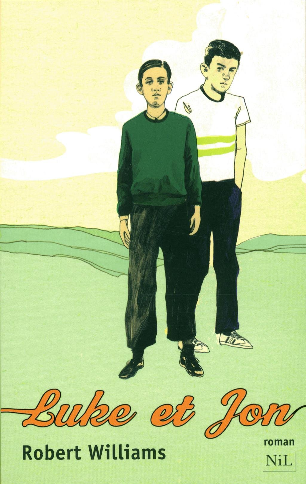 Luke et Jon - Robert Williams - Nil éditions