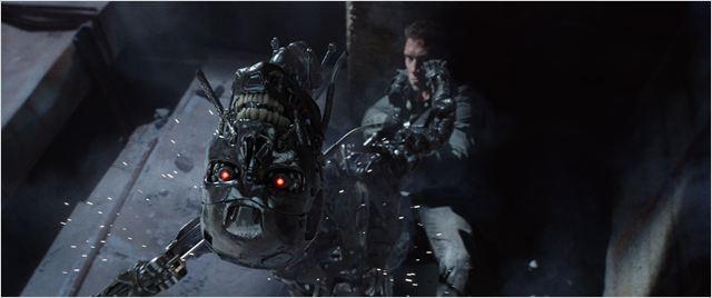 Terminator Genisys - combat
