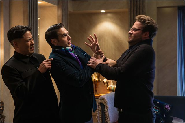 The Interview - Seth Rogen - Randall Park - Seth Rogen
