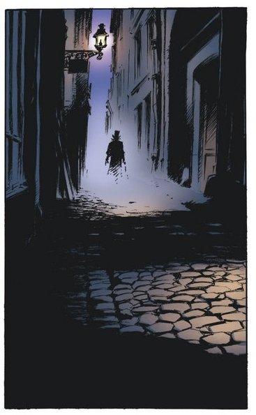 Le Magicien de Whitechapel - Acte II - Benn - nuit