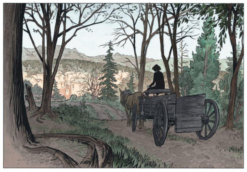 Stern - Frederic & Julien Maffre - Arrivée