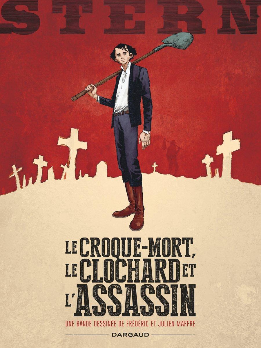 Stern - Tome 1 - Frederic & Julien Maffre - Couverture