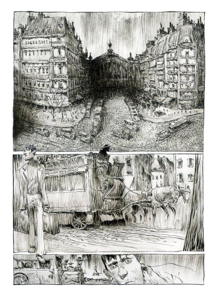 Gueule Noire - Ozanam - Lelis - BD - Paris