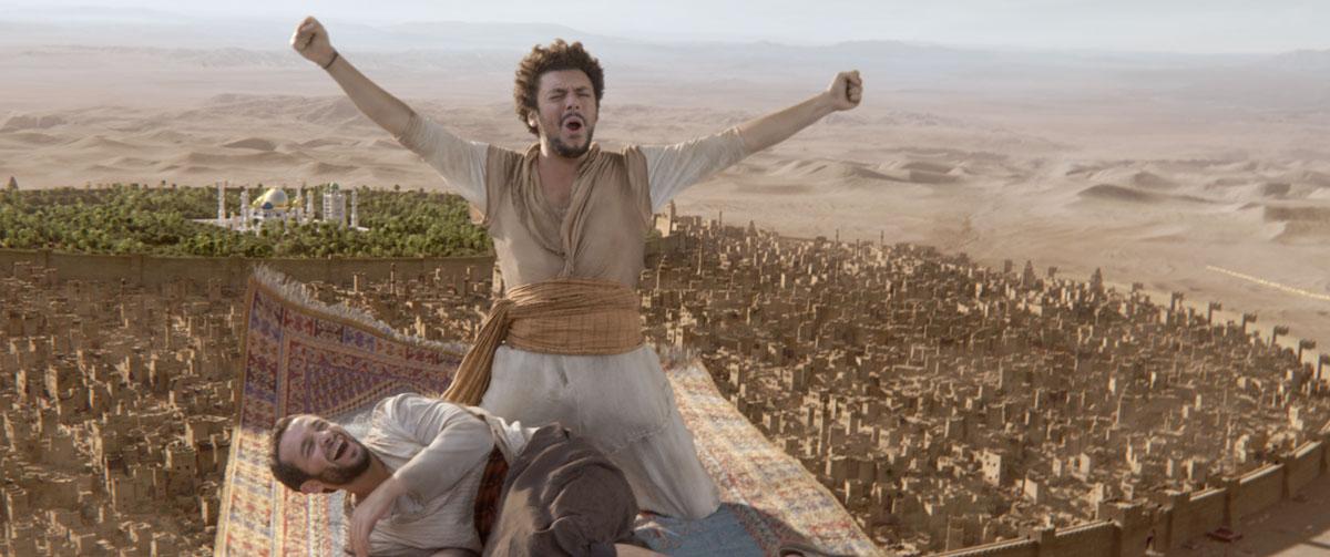 Aladin, réel champion sur Allociné?