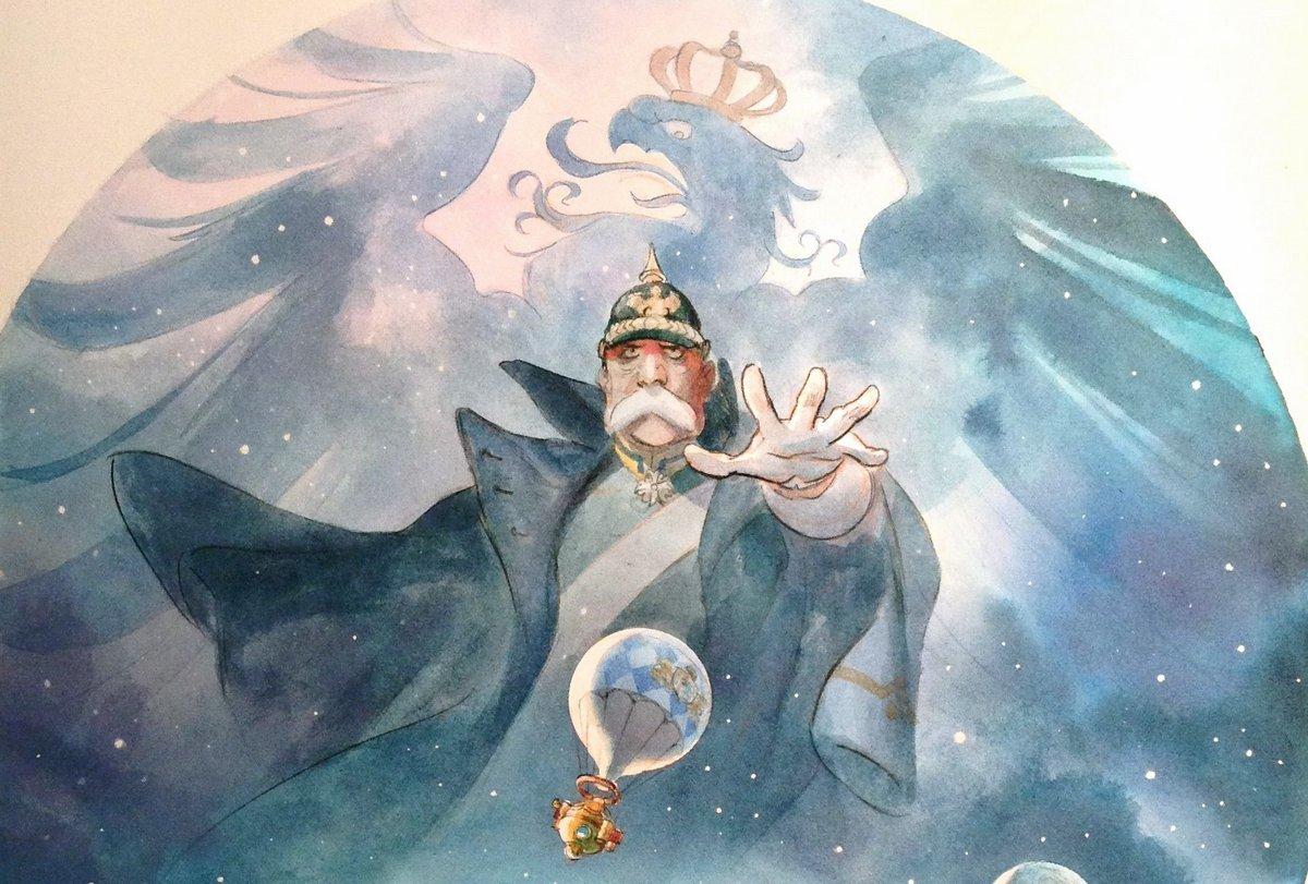 Alex Alice - Le chateau des étoiles - Tome 2 - Bismarck