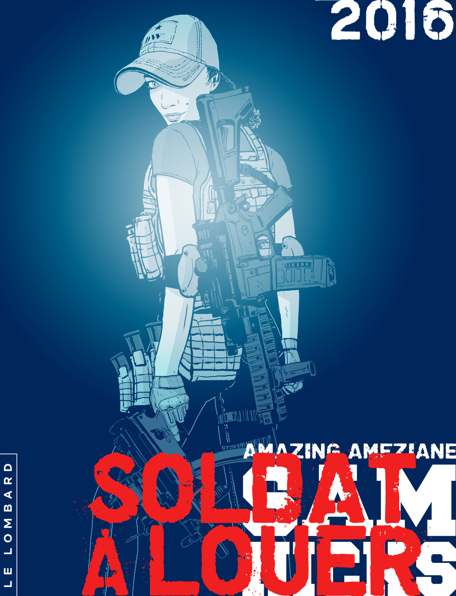 Amazing Améziane - Sam Hicks - Le Lombard