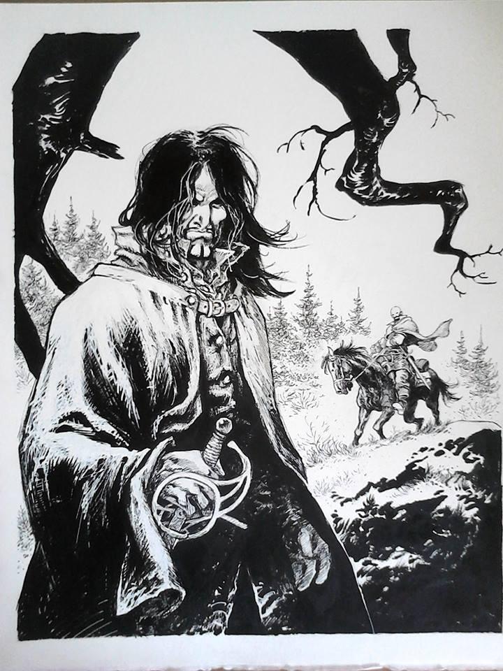 Le maître d'armes - Dorison - Parnotte - Maleztraza