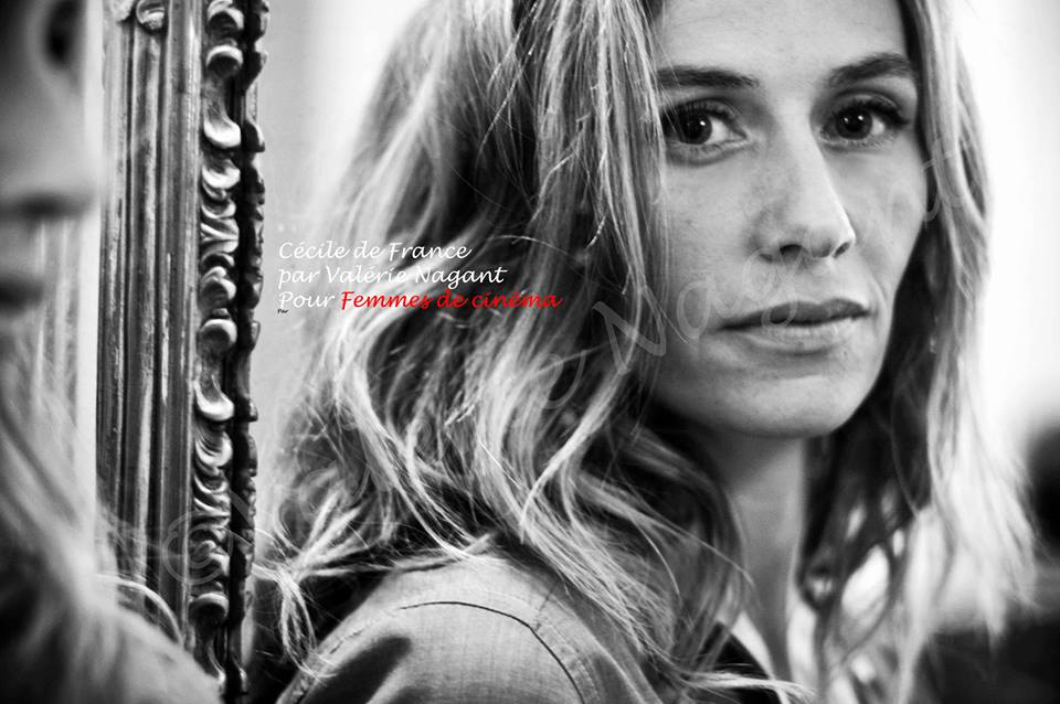 Valérie Nagant - Ces femmes du cinéma belge - Cécile de France