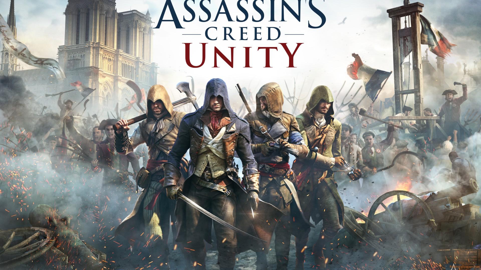 Assassin's Creed Unity - Visuel (5)