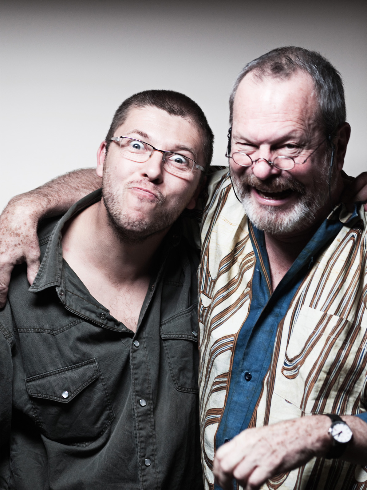 Christophe Goffette - terry Gilliam