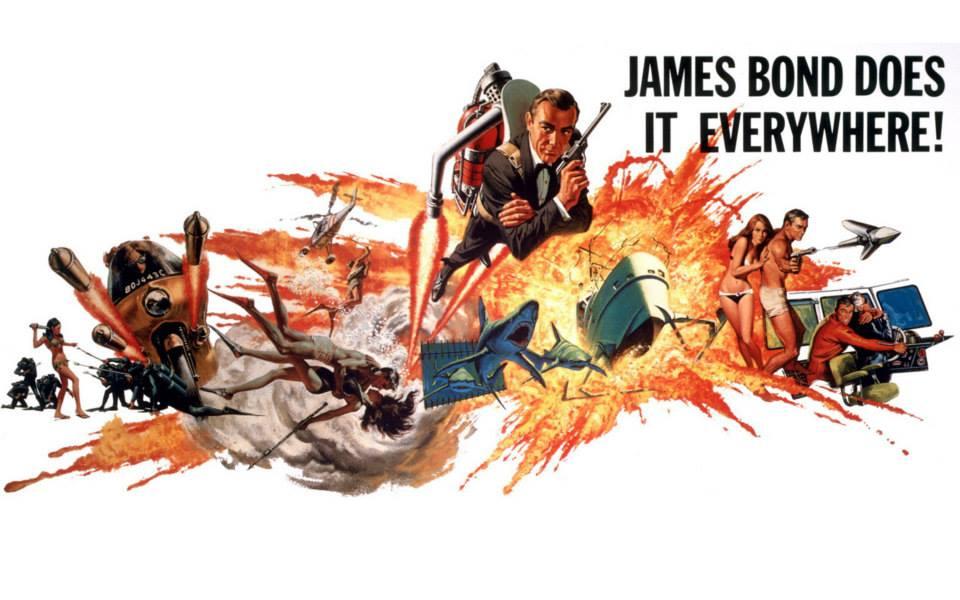 Gihef - James Bond