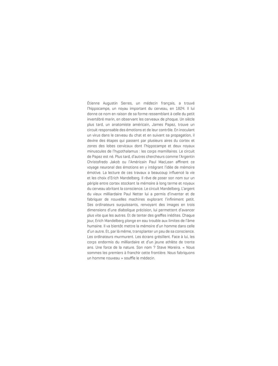 Le circuit Mandelberg - Denis Robert - Franck Biancarelli - Planche (1)