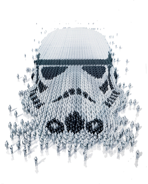 the art of star wars - stormtrooper