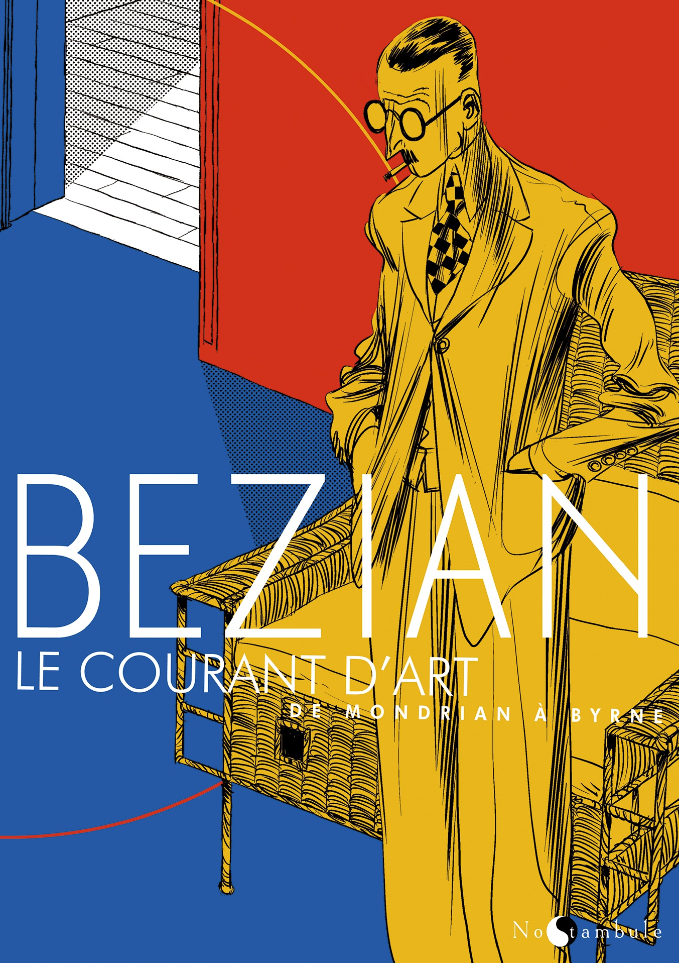 Bezian - Le courant d'art - couverture