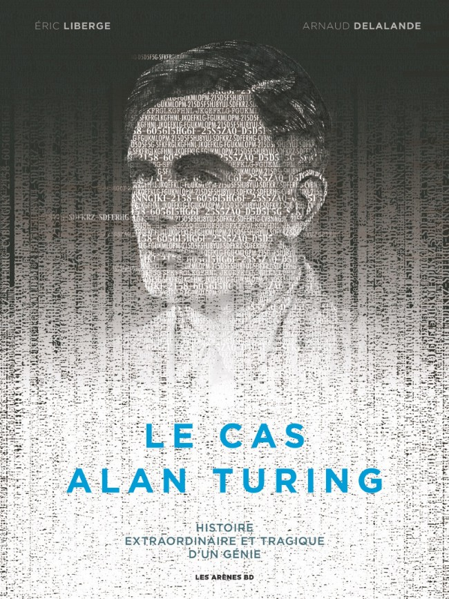 Delalande - Liberge - Le Cas Alan Turing - couverture
