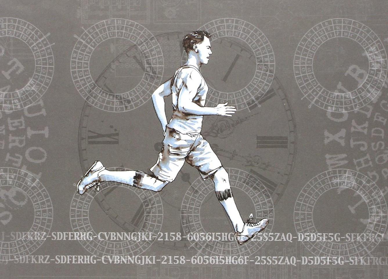 Delalande - Liberge - Le Cas Alan Turing - jogging