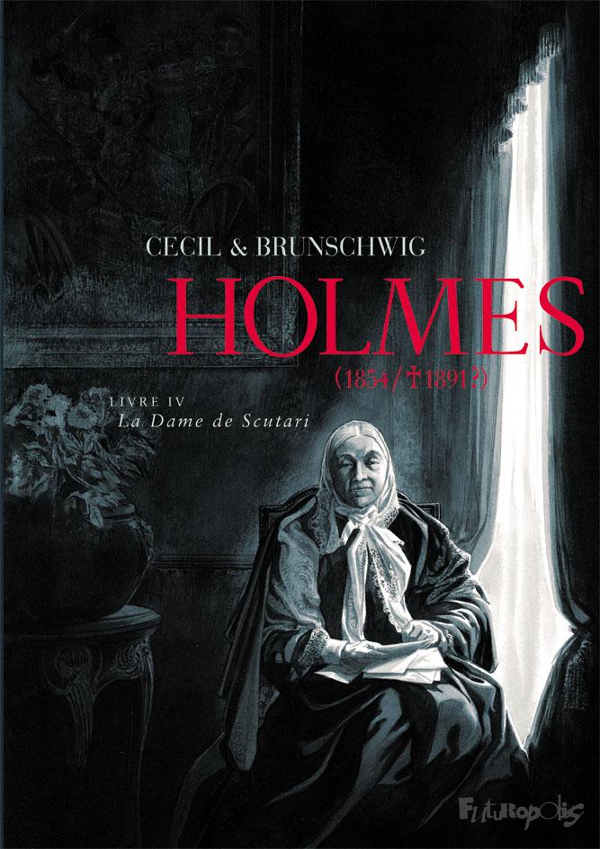 Holmes - 1854-1891 - Brunschwig - Cecil - Livre IV - Couverture