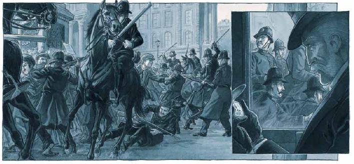Holmes - 1854-1891 - Brunschwig - Cecil - Livre IV - Mycroft