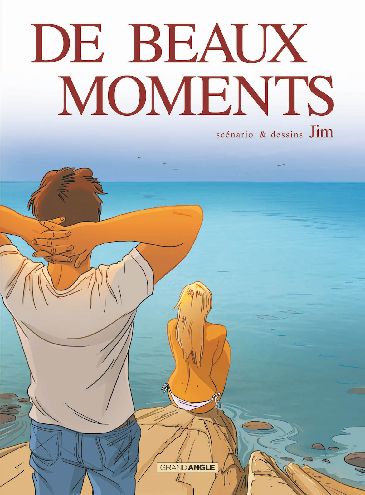 Jim - De beaux moments - couverture
