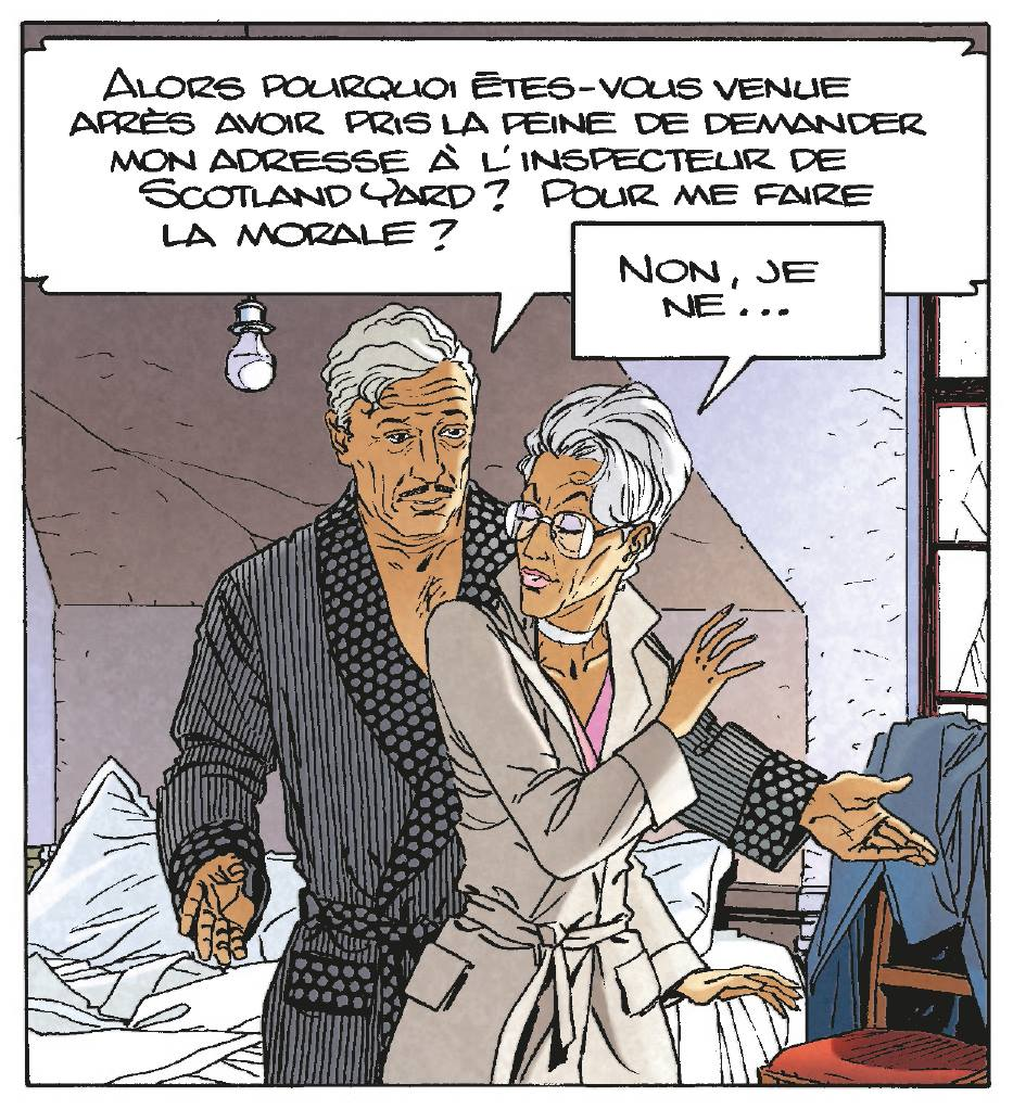 Largo Winch - 20 secondes - Van Hamme - Francq - Pennywinkle