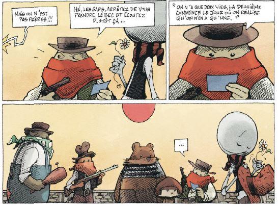 Alvin - T.2 - Le bal des monstres - Hautiere - Dillies - bandits
