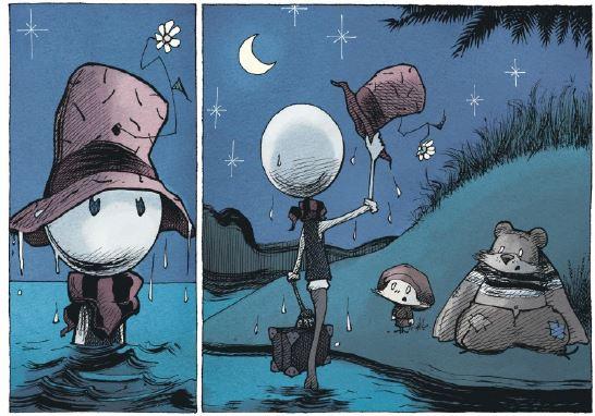Alvin - T.2 - Le bal des monstres - Hautiere - Dillies - Jimmy