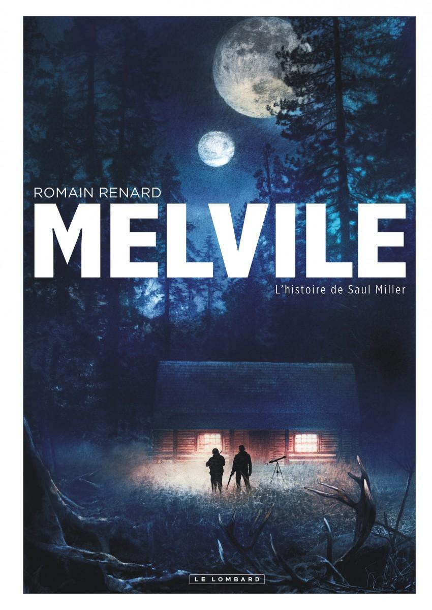Romain Renard - Melville - T.2 Saul Miller - Couverture