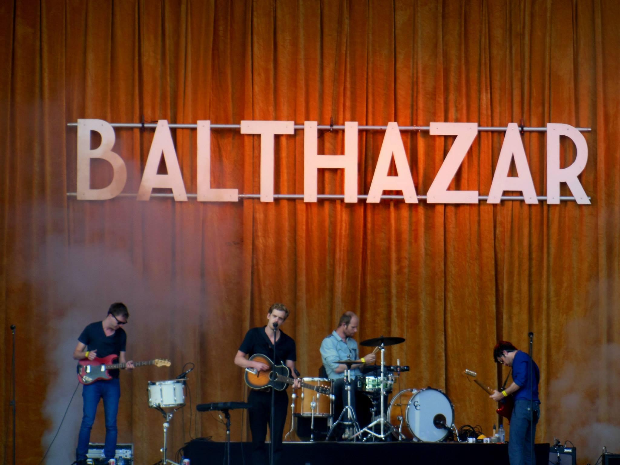 Tw Classic 2013 - live Werchter - Balthazar (2)